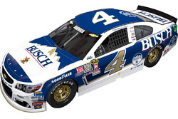 Throwback-Design von Kevin Harvick, Stewart-Haas Racing, Chevrolet