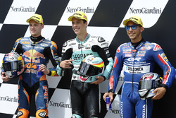 Brad Binder, Red Bull KTM Ajo, Joan Mir, Leopard Racing, Enea Bastianini, Gresini Racing Team Moto3
