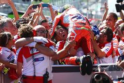 Winnaar Andrea Iannone, Ducati Team