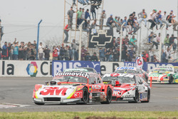 Mariano Werner, Werner Competicion Ford, Matias Rossi, Donto Racing Chevrolet