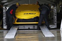 Auto von Kyle Busch, Joe Gibbs Racing, Toyota