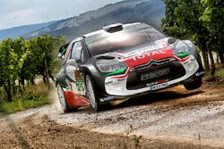 Stéphane Lefebvre, Gabin Moreau, Citroën DS3 WRC