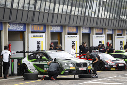 #9 Bentley Team ABT, Bentley Continental GT3: Andreas Weishaupt, Marco Holzer