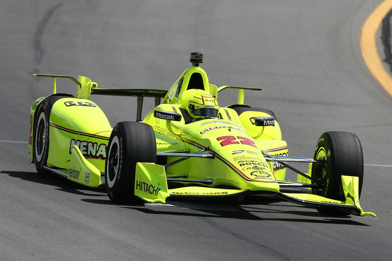 IndyCar: Team Penske, Dallara-Chevrolet DW12