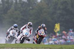 Jorge Martin, Aspar Team Mahindra; Brad Binder, Red Bull KTM Ajo