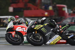 Cal Crutchlow, Team LCR Honda, Bradley Smith, Tech 3 Yamaha