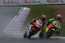 Simone Corsi, Speed Up Racing; Takaaki Nakagami, Honda Team Asia