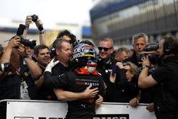 Sieger Joseph Mawson, Van Amersfoort Racing