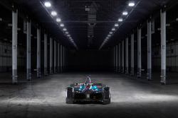 Formel-E-Auto von NeXTEV TCR