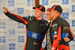Маро Энгель и Стефан Сарразен,  Venturi Formula E Team