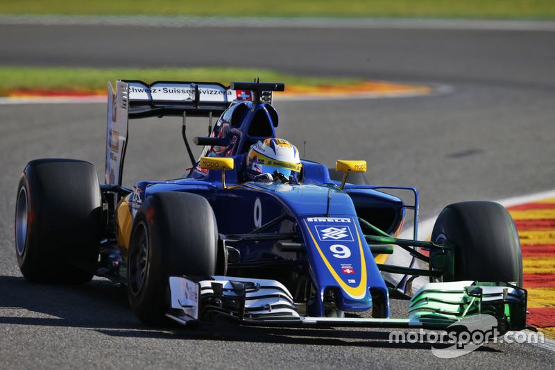 20º Marcus Ericsson, Sauber C35