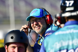 Mike Kelley, Crewchief von Ricky Stenhouse Jr.