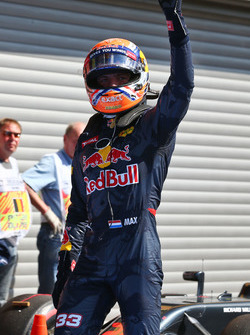 Platz 2 im Qualifying: Max Verstappen, Red Bull Racing
