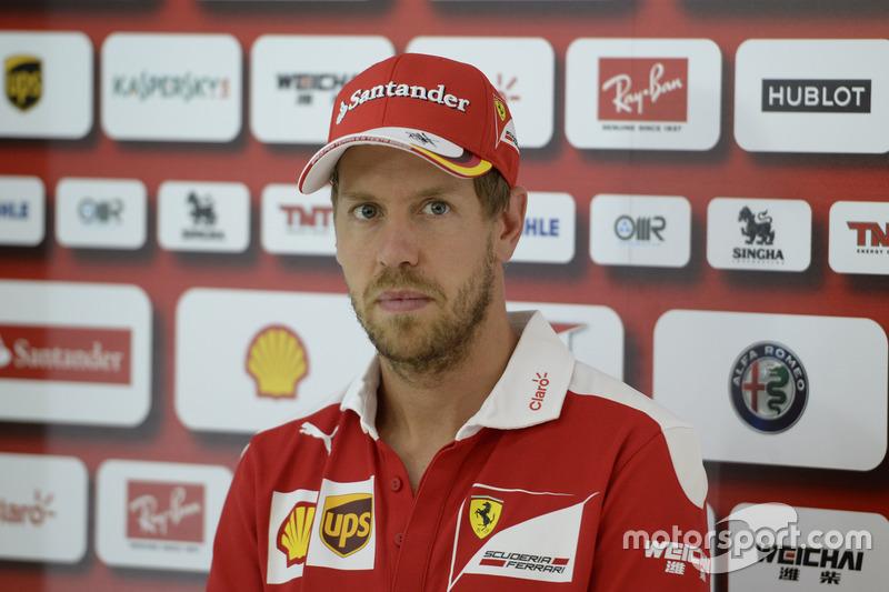 Bestätigt: Sebastian Vettel