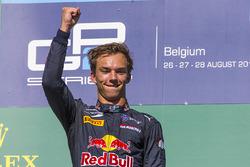 Winnaar Pierre Gasly, PREMA Racing