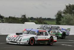 Leonel Sotro, Di Meglio Motorsport Ford, Gaston Mazzacane, Coiro Dole Racing Chevrolet
