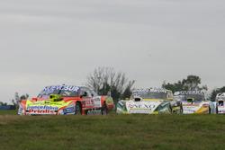 Jonatan Castellano, Castellano Power Team Dodge, Omar Martinez, Martinez Competicion Ford, Josito Di Palma, Sprint Racing Torino