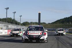 Honda MAC3 qualifying