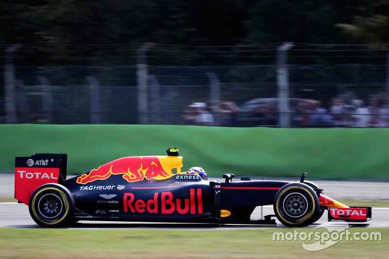 7. Max Verstappen, Red Bull Racing RB12