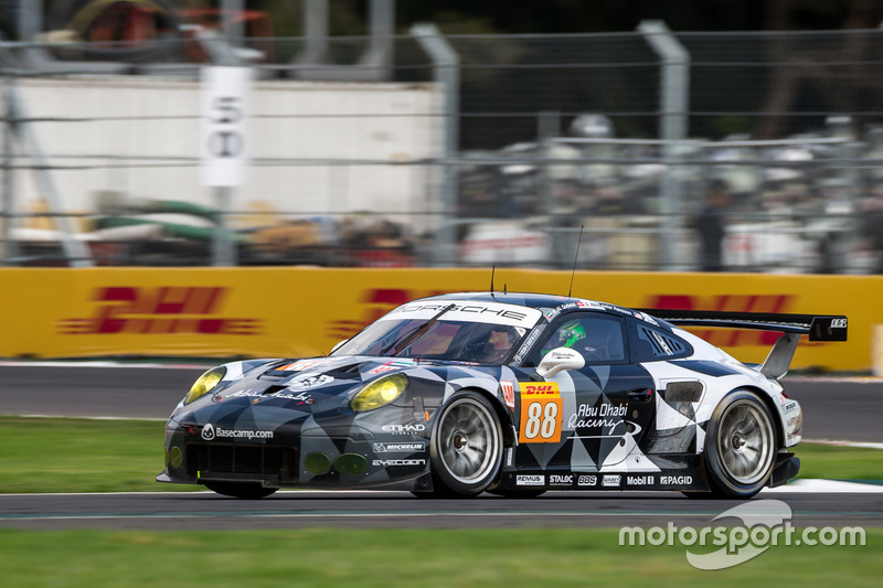 1. GTE-Am: #88 Proton Racing, Porsche 911 RSR: Khaled Al Qubaisi, David Heinemeier Hansson, Patrick Long