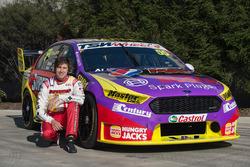 Imagen retro, Chaz Mostert, Rod Nash Racing Ford