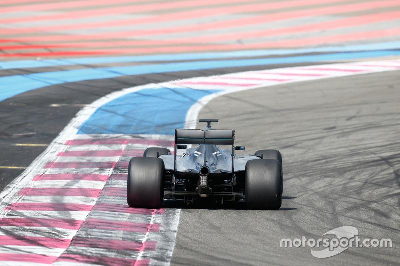 Pascal Wehrlein, Mercedes AMG F1 W06 Hybrid