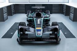2017 Jaguar I-type unveil