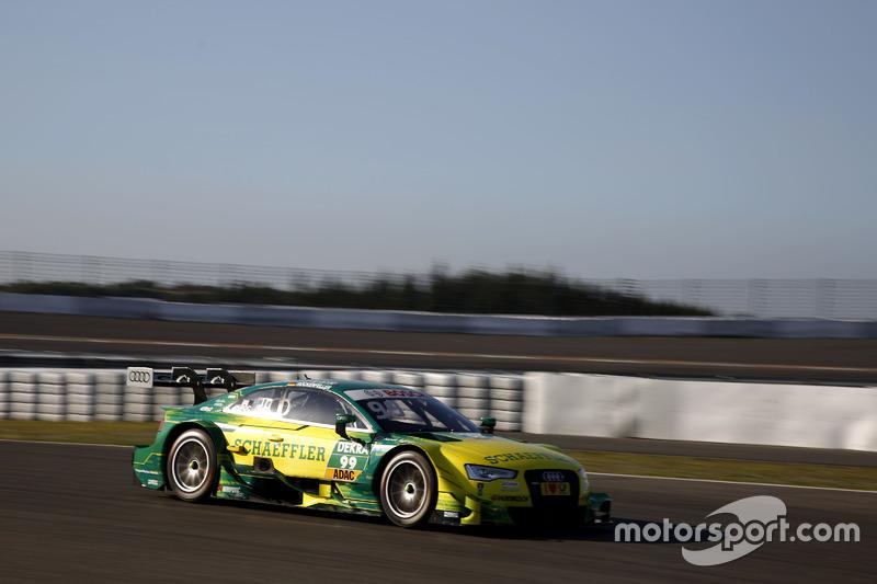 14. Mike Rockenfeller, Audi Sport Team Phoenix, Audi RS 5 DTM