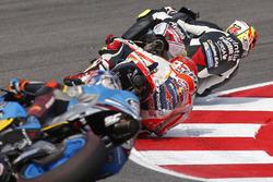 Марк Маркес, Repsol Honda Team, Хави Форес, Avintia Racing, Джек Миллер, Estrella Galicia 0,0 Marc VDS
