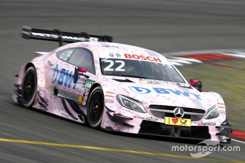 15. Lucas Auer, Mercedes-AMG Team Mücke, Mercedes-AMG C63 DTM