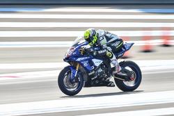 #36, 3ART Yam'Avenue, Yamaha: Louis Bulle, Alex Plancassagne, Luca Marconi