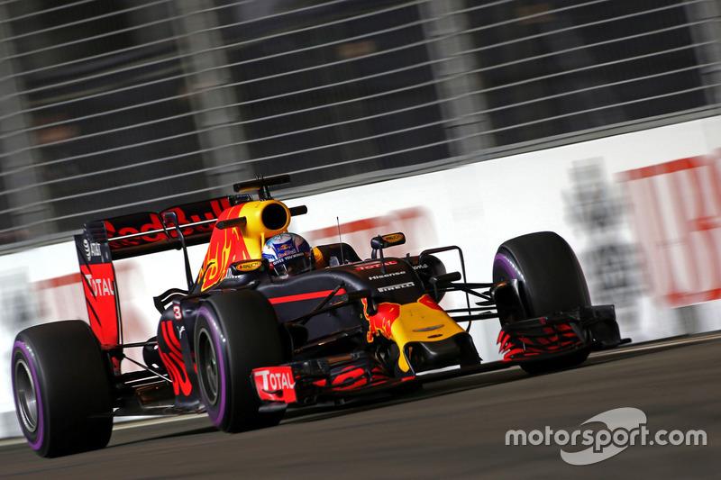 2: Daniel Ricciardo, Red Bull Racing