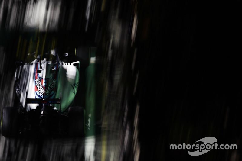 Ausfall: Valtteri Bottas, Williams FW38