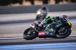 #33, Louit Moto 33 Traquer, Kawasaki: Emeric Jonchiere, Anthony Loiseau, Morgan Berchet