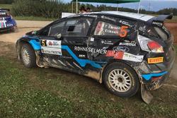Франк Торе Ларсен, Ford Fiesta R5
