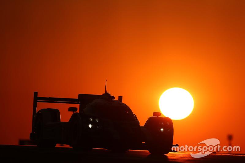 3. #1 Porsche Team Porsche 919 Hybrid: Timo Bernhard, Mark Webber, Brendon Hartley