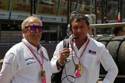 Claudio Bortoletto and Mario Ferraris, Mulsanne Racing