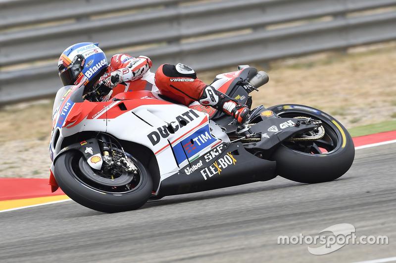 17. Michele Pirro, Ducati Team