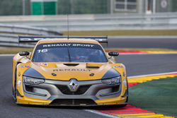 Renault RS01: Rober Kubica, Christophe Hamon, Duqueine Engineering Takımı