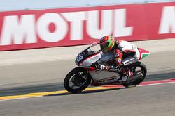 Gabriel Martínez-Abrego, Motomex Team Worldwide Race