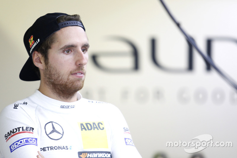Mercedes-AMG Team Driving Academy - Mercedes-AMG GT3: Daniel Juncadella