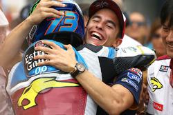 Alex Marquez, Marc VDS and Marc Marquez, Repsol Honda Team