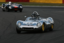 #29 Lola Mk1 Prototype (1958): Keith Ahlers, James Bellinger