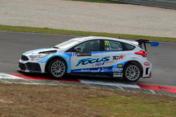 Nicky Pastorelli, FRD Racing Team, Ford Focus TCR