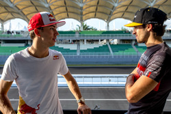 Pierre Gasly, PREMA Racing and Antonio Giovinazzi, PREMA Racing