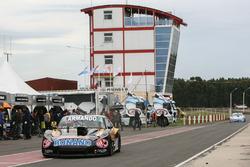 Christian Ledesma, Las Toscas Racing Chevrolet, Laureano Campanera, Donto Racing Chevrolet