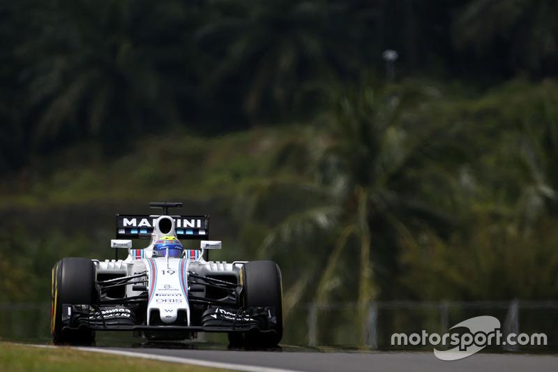 10: Феліпе Масса, Williams F1 Team