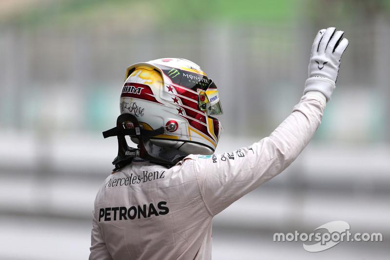 15ª Hamilton en Malasia