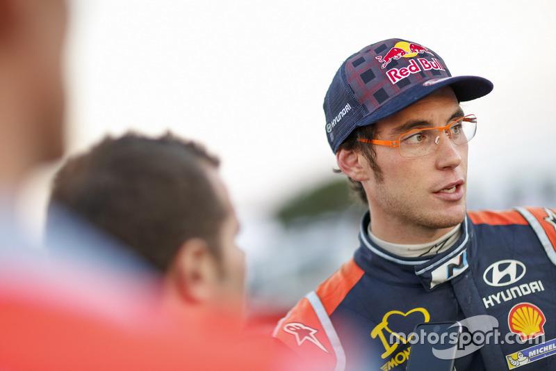 Тьєррі Ньовілль, Hyundai i20 WRC, Hyundai Motorsport