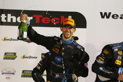 Podium: third place Jordan Taylor, Wayne Taylor Racing